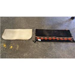 Wool Blanket & Waffle Pad