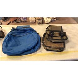 2 Sets Of Saddle Bags