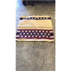 "34"" X 34"" 100% Wool Blanket-new"