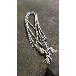 Group Of 4 Softie Lead Ropes-new