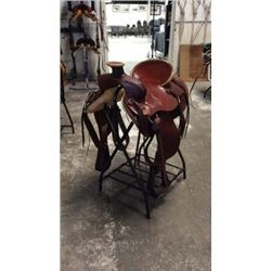 "16"" Montana Saddlery Association Style Roper"