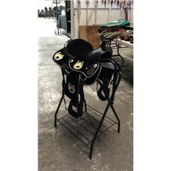 "12"" Light weigh endurance Pony Saddle w/"