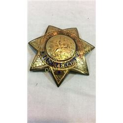 Eureka Lieutenant Badge