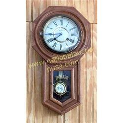 Regulator R & A Wall Clock