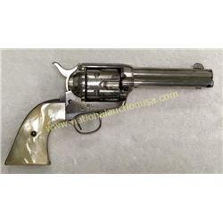 Copper Queen Mining Co. Colt Saa Revolver