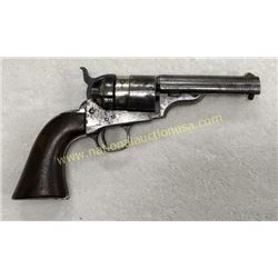 Colt Revolver With Rare Richard Manson Conversion