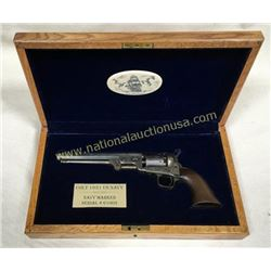 Rare Colt Navy Revolver Usn Marked