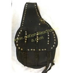 Pair U S Cavalry Saddle Bags
