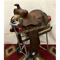 Early Buck Steiner Saddle