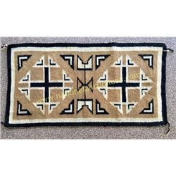 Early Navajo Indian Rug