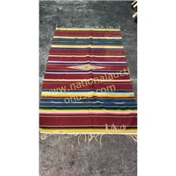 Saltillo Blanket Early 1900's