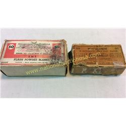 2 Partial Full Antique Cartridges