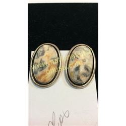 Sterling Clip On Earrings