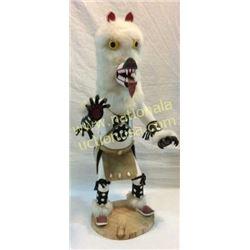 Navajo Kachina Doll 21in Tall