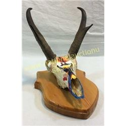 Antelope Mount Hand Painted Lionshows