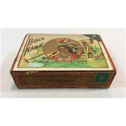 Blackhawk Cigar Box