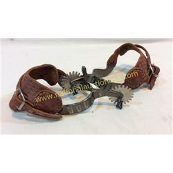 Colorado Saddlery Jingle Bob Spurs