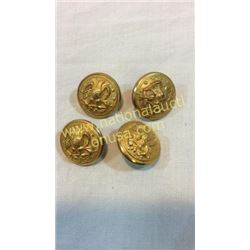 Ns Meyers Military Buttons