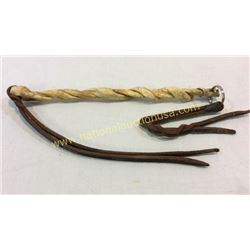 Wang Leather Quirt