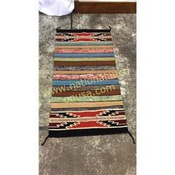 32x64 100% Wool Blanket / Rug