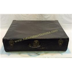Antique Suitcase 31in X 26in X 8in