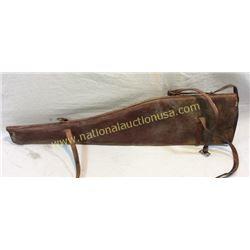 Jumbo Brand Leather Rifle Scabbard