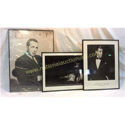 3 Werner Bros Movie Prints
