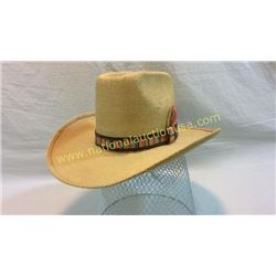 Bailey New West Straw Hat 7 1/8