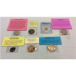 7 Collector Coins