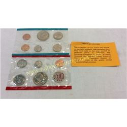 Proof Set Of Coins