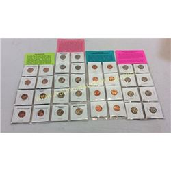 4 Coin Sets
