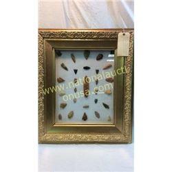 Collection Of 29 Paleo In Gold Leaf Frame