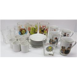 THOMAS GERMANY SERVICE FOR 6 TEA SET SOLD WITH