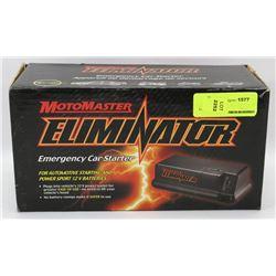 MOTOMASTER ELIMINATOR EMERGENCY CAR STARTER
