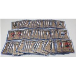 LOT OF 64 OPEE CHEE ROOKIE CARDS INCLUDING ANZE