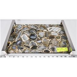 "GEODE CUTTING BOARD/SERVING TRAY 11""X16"""