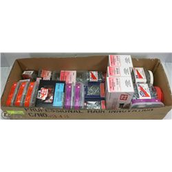 XLARGE FLAT OF ASSORTED FASTENERS
