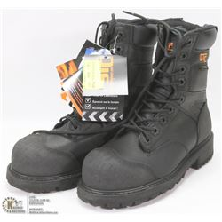 NEW SIZE 6 STEEL TOE WORK BOOTS
