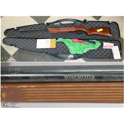 FEATURED ITEMS: WINCHESTER AIR RIFLE WITH CASE!