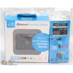 #32-LOT OF 3 BLUETOOTH RECEIVER & ADAPTER