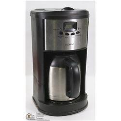 PADERNO COFFEEMAKER STAINLESS STEEL BLACK