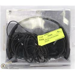 SONY MDR-ZX110AP FOLDING HEADPHONES
