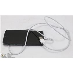 BELL IPHONE 5 GSM WITH CHARGE CORD, (DON'T KNOW