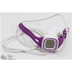 GARMIN FORERUNNER 15 GPS RUNNING WATCH WITH