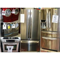 FEATURED ITEMS: BRAND NEW APPLIANCES