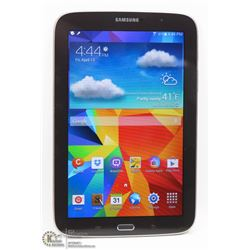 """SAMSUNG GALAXY NOTE WI-FI, 8"""" MARBLE WHITE TABLET"""