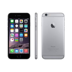 CARRIER UNLOCKED APPLE IPHONE 6 SPACE GRAY