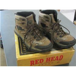 Red Head Waterproof Mens size 11