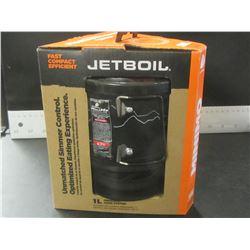 Jet Boil 1 liter personal cook system