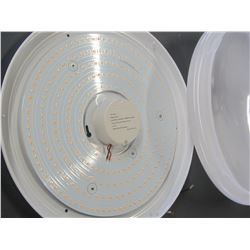 LED Ceiling Light 264 LED'S / Great for entrance or porch/save on power